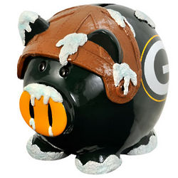 Green Bay Packers Piggy Bank
