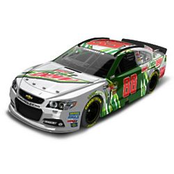 NASCAR Dale Earnhardt Jr. 2013 Diet Mountain Dew Diecast Car