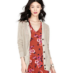 Marcie Open Stitch Cardigan