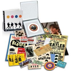 The Beatles: It was 50 Years Ago Today Deluxe Book and DVD Set