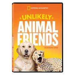 Unlikely Animal Friends Season 1 DVD