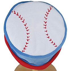 Velour Baseball Reversible Hat