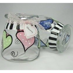 Baby Blessing Jar