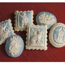 Wedgwood Inspired Springerle Cookie Gift Tin