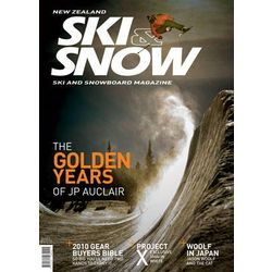 Ski & Snow Magazine Subscription