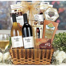 Douglass Hill Winery Duet Gift Basket