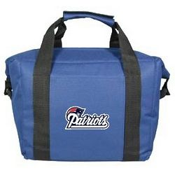 New England Patriots 12 Pack Cooler Bag