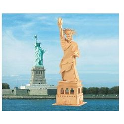 Large Statue of Liberty 3D Wooden Jigsaw Puzzle