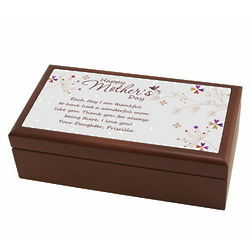 Mother's Day Personalized Keepsake Box