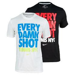 Men's Every Damn Shot US Open Tennis T-Shirt