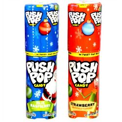 Christmas Push Pops