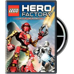 LEGO Hero Factory: Rise of the Rookies DVD