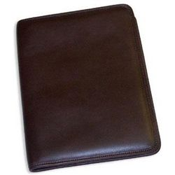 Letter Sized Leather Writing Pad