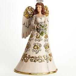 50th Wedding Anniversary Angel Statue
