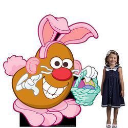 Mr. Potato Head Easter Spud Standee