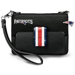 Patriots Pat City Chic Mini Handbag