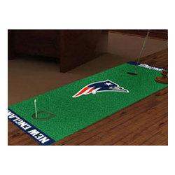 Patriots Golf Putting Green Runner