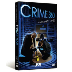 Crime 360: Complete Season 1 DVD Set