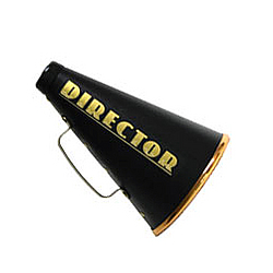 Small 'Director' Megaphone