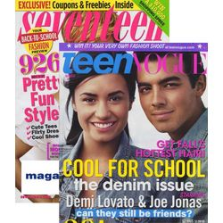 Seventeen/Teen Vogue Bundle Magazine Subscription