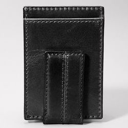 Grant Multicard Money Clip Wallet