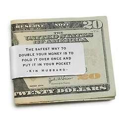 Double Your Money Clip
