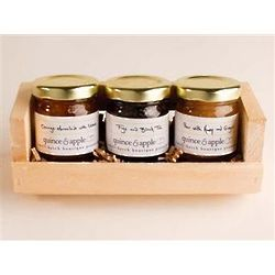 Boutique Preserves Tiny Jars Gift Set