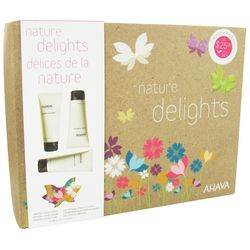 Nature Delights Bath and Body Set