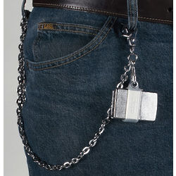 Zippo Z-Chain Lighter Combo Set