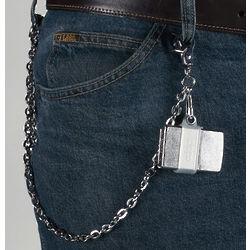 Zippo Z-Chain Lighter Combo Set