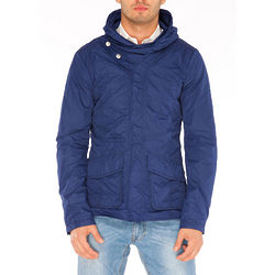 Armani Jeans Blue Polyester Jacket