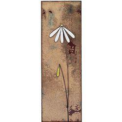Daisy Wall Flower Metal Art