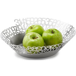 Stainless Steel Pi Basket