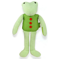Extra Cuddly Frog Softie Stuffed Animal