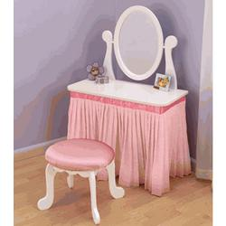 My Sweet Vanity and Stool