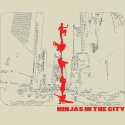 Ninjas in the City T-Shirt