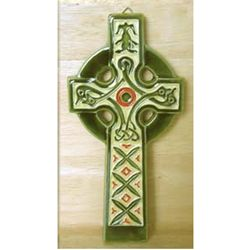 Irish High Wall Hanging Cross