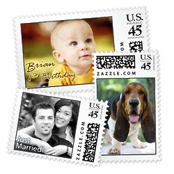 Create Your Own Custom US Postage Stamp