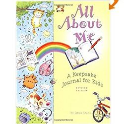 All About Me - A Keepsake Journal for Kids