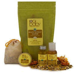 Baby Healthy and Organic Bathday Sampler