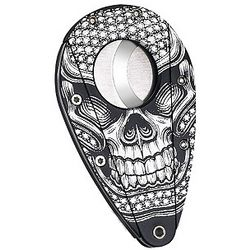 Room 101 Bling-Tastic Stainless Steel Cigar Cutter