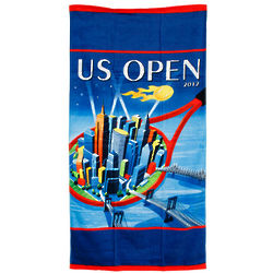 US Open Beach Tennis Towel