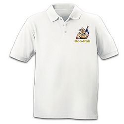 US Marine Corps Bulldog Polo Shirt