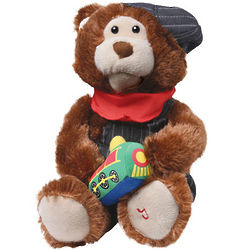 Cody Bear the Singing Conductor