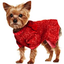 Pet's Sweater Dress