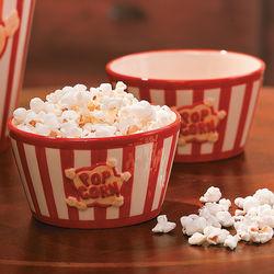 Small Popcorn Bowls