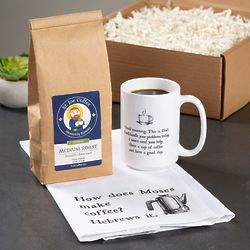 St. Joe Coffee Humor Gift Box