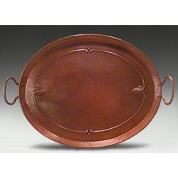 Roycroft Copper Tray