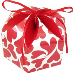 Assorted Valentine Taffy Gift Box