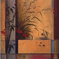 Bamboo Division Canvas Print